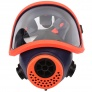 Climax-732-N-silikonowa-wielorazowa-maska-przeciwgazowa-na-2-filtry